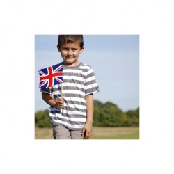 I speak English - 7/10 ans